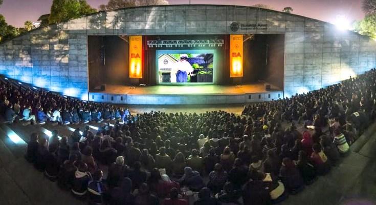 Resultado de imagen de anfiteatro del parque centenario