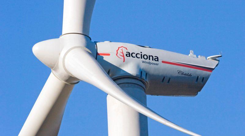 Acciona negocia vender la cartera de renovables a RWE