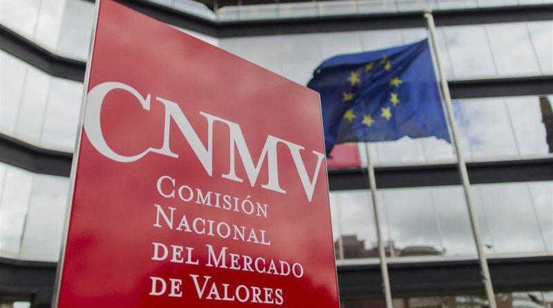 CNMV limita la negociación con la autorcartera a las cotizadas