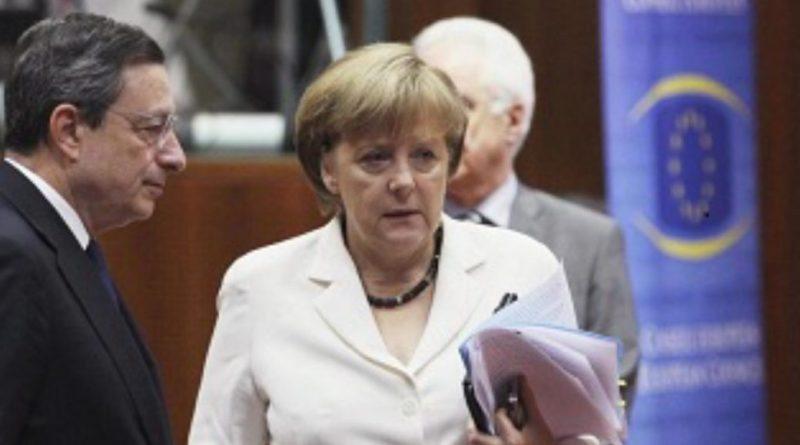 Desplome histórico del PIB alemán en el primer trimestre
