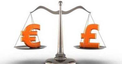 La libra toca máximos de cinco meses tras el acuerdo del Brexit