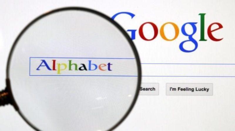 Alphabet la matriz de Google ganó hasta marzo un 29% menos