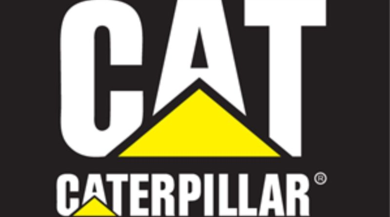 Caterpillar gana un 47,9% menos en 2018