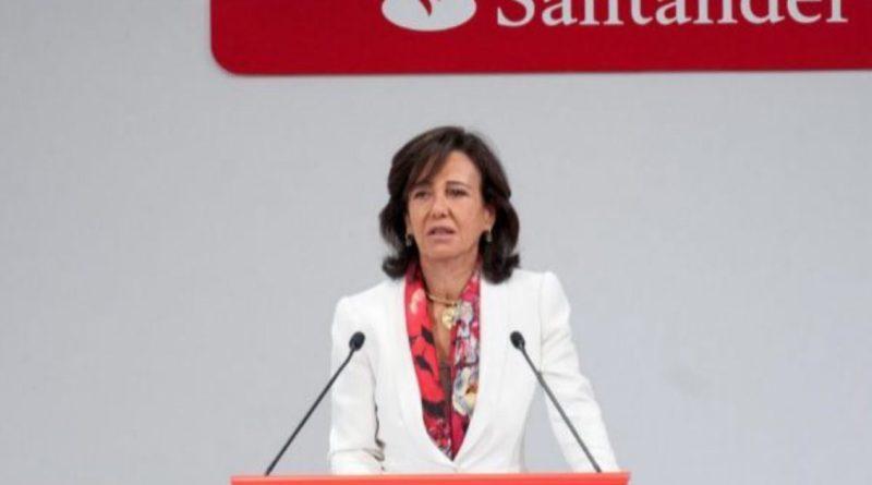 Santander obtuvo un beneficio de 3.231 millones hasta junio
