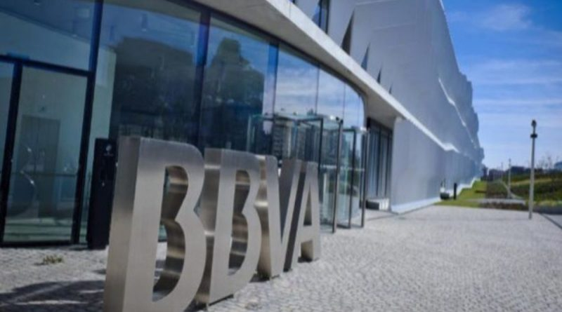 BBVA choca contra la media de largo plazo