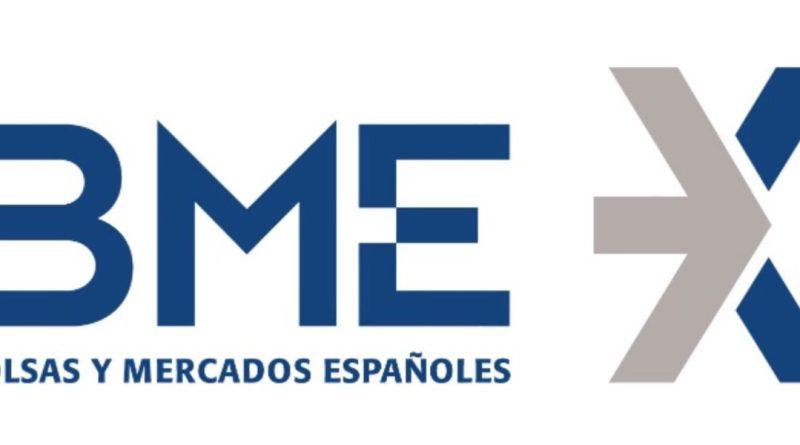 BME negoció en bolsa casi 41.000 millones en octubre
