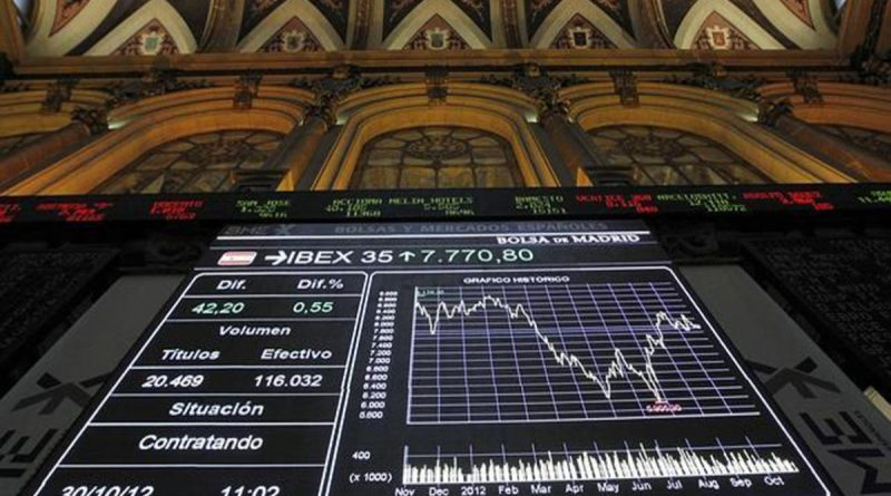 Draghi y Trump impulsan al Ibex 35