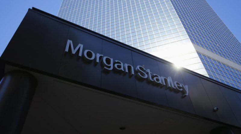 Morgan Stanley supera las previsiones de sus resultados