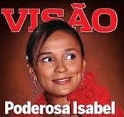 Isabel dos Santos, poderosa Isabel