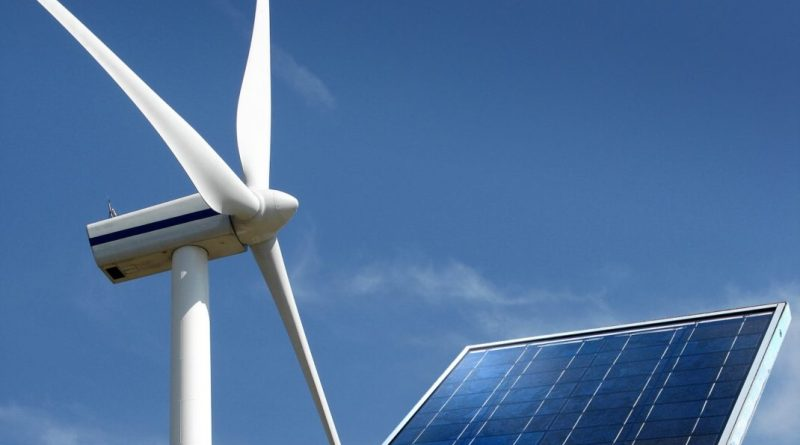 Las renovables son las estrellas en Bolsa