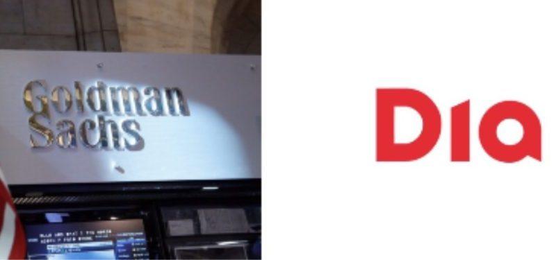 Goldman Sachs eleva su participación en Dia