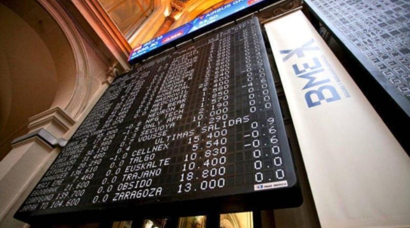 Repunta el indicador de estrés en la bolsa española