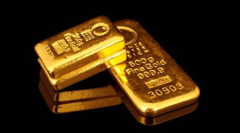 El oro cae un 10% desde sus máximos históricos