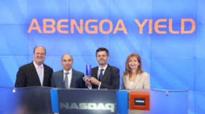 Abengoa espera cerrar la venta del 16,5% de Atlantica Yield en los próximos días