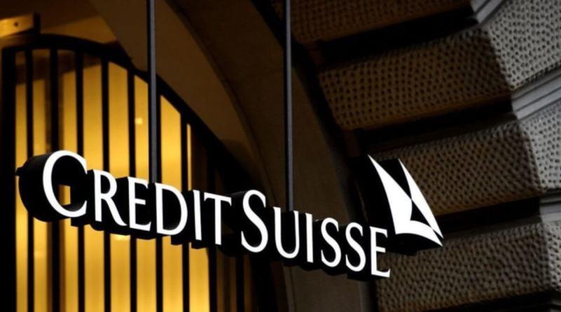 Credit Suisse registró un beneficio neto de 1.249 millones de euros