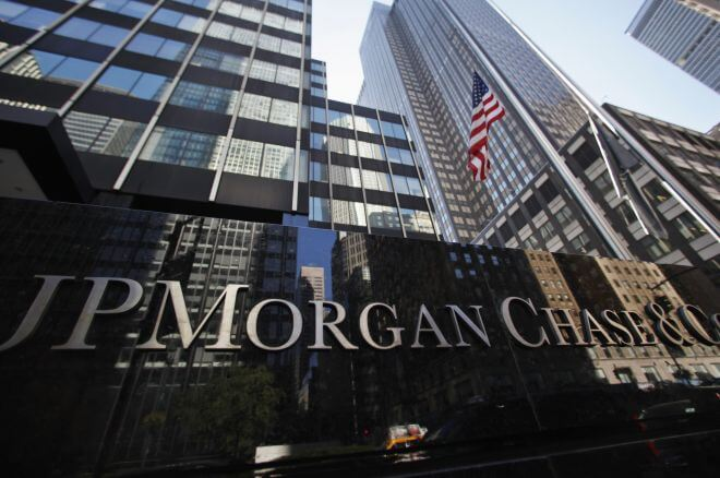 JPMorgan Chase ganó más de 36.000 millones de dólares en 2019