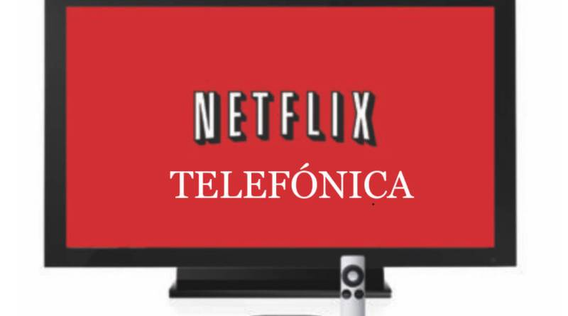 Netflix estará disponible en Movistar a partir de este martes