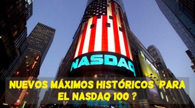 Wall Street cierra con ganancias y nuevo récord en el Nasdaq