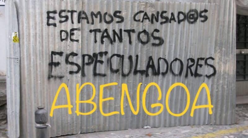 AbengoaShares consiguen cesar a Urquijo