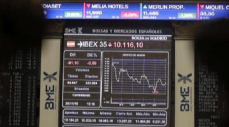 El Ibex35 pierde en 25% en lo que va de año
