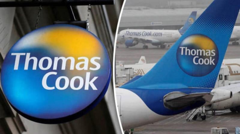 Thomas Cook entra en suspensión de pagos