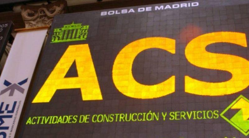 Un consorcio de ACS gana un contrato del AVE británico por 663 millones de euros