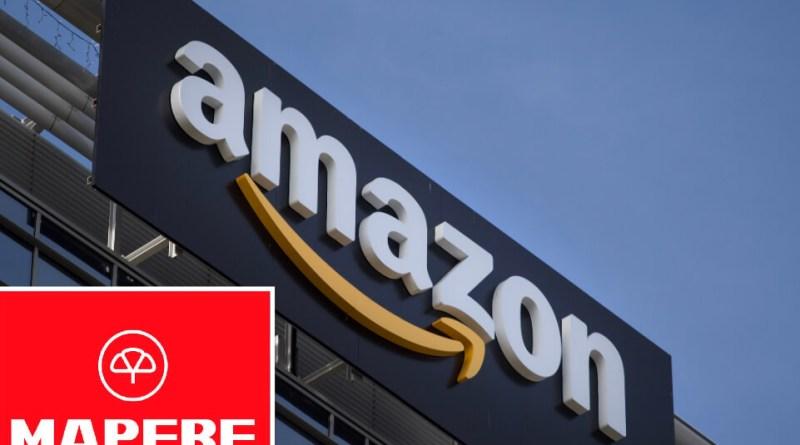 Mapfre firma acuerdo con Amazon para crear la primera oficina virtual