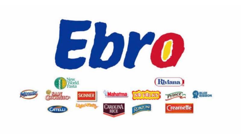 Ebro Foods gana un 38% más en el primer semestre
