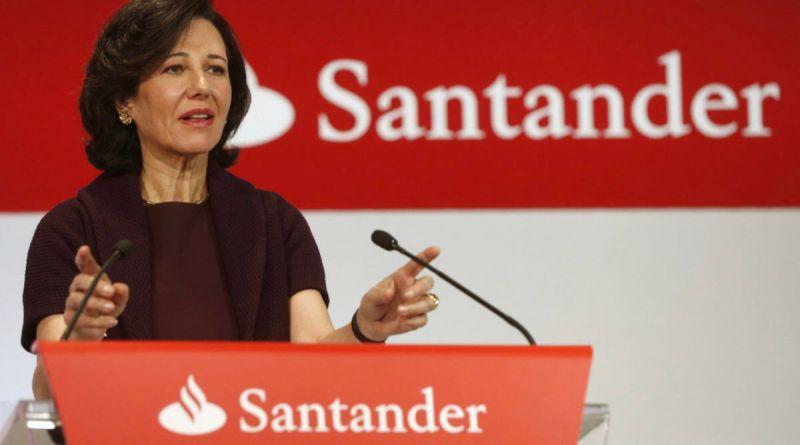 Quinto aniversario de Ana Botín en el Santander