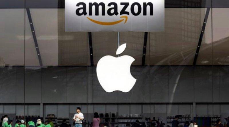 Amazon alcanza un acuerdo con Apple para vender sus productos