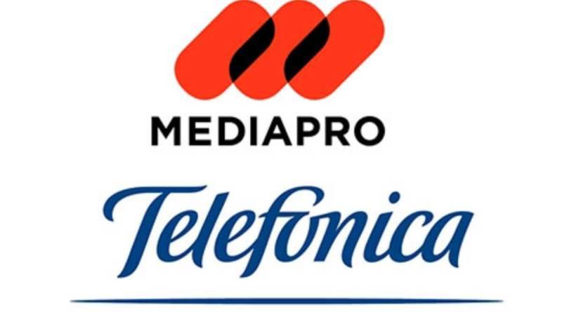 Telefónica y Mediapro se adjudican derechos televisivos del fútbol