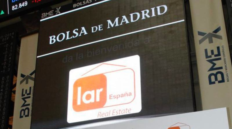 Lar España ganó un 15% más hasta marzo