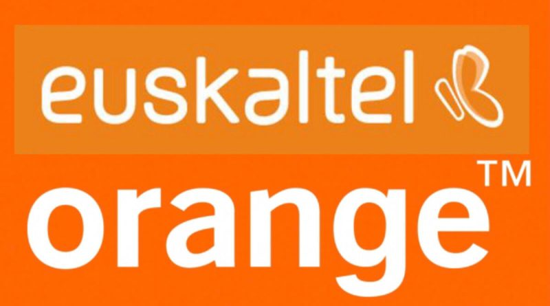 Orange encarga a Credit Suisse analizar una posible OPA sobre Euskaltel