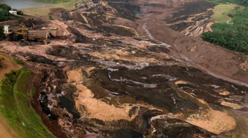 Bloquean unos 2.500 millones de euros a Vale tras la tragedia en Brasil
