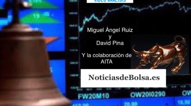 Canal YouTube, Consultorio Bursátil – Vídeo Análisis Técnico