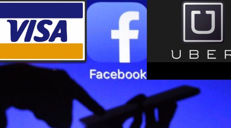 Facebook se asocia con MasterCard y Uber para su criptomoneda