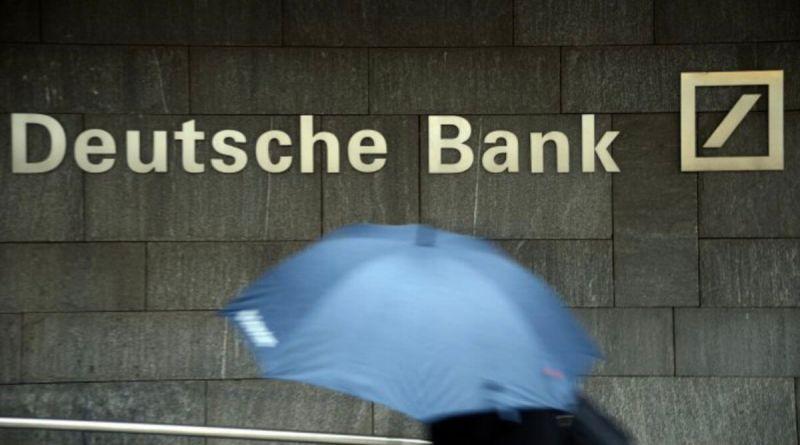 Deutsche Bank perdió 5.718 millones en 2019