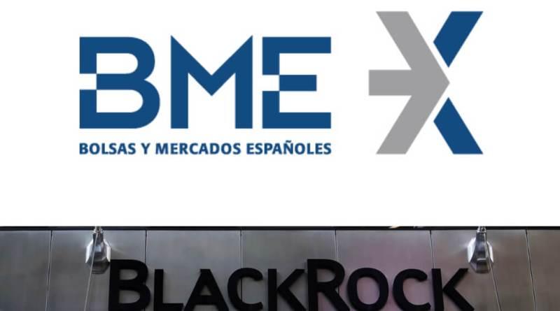 BlackRock ya tiene 107 millones de euros en acciones de BME