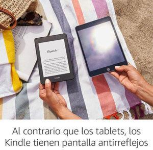 Kindle Paperwhite - Resistente al agua