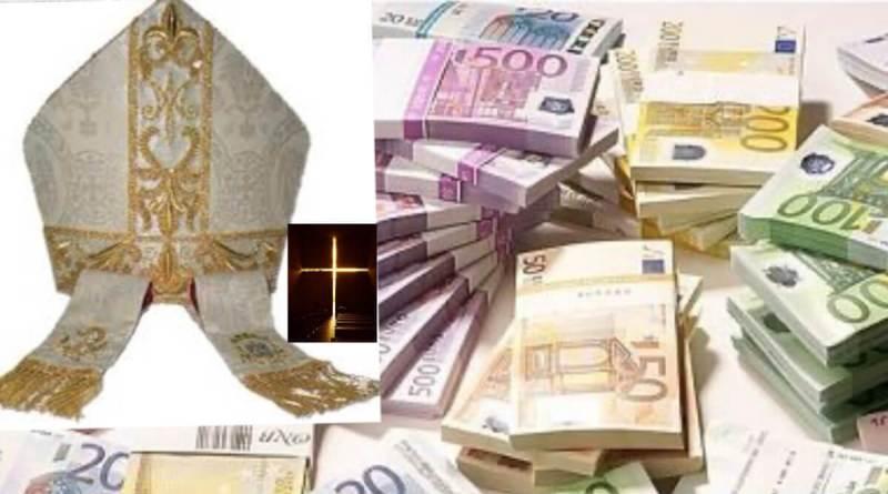 Banco Vaticano posee riqueza para acabar con la pobreza mundial