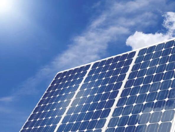 Acciona instalará una planta fotovoltaica flotante en España