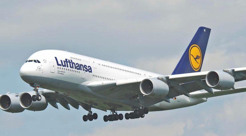 Lufthansa ha aceptado el plan de rescate del Gobierno alemán