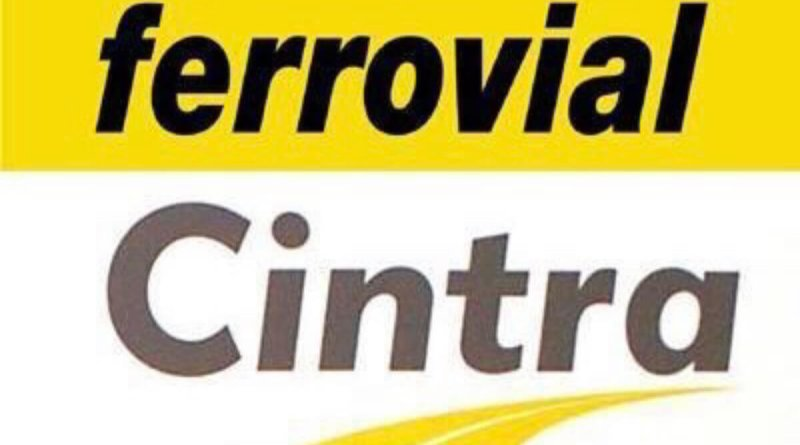 Cintra vende su participación en dos autopistas portuguesas