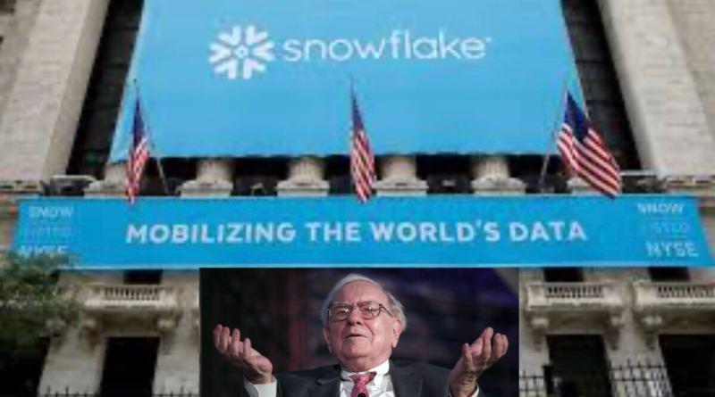 Warren Buffett da el pelotazo con Snowflake