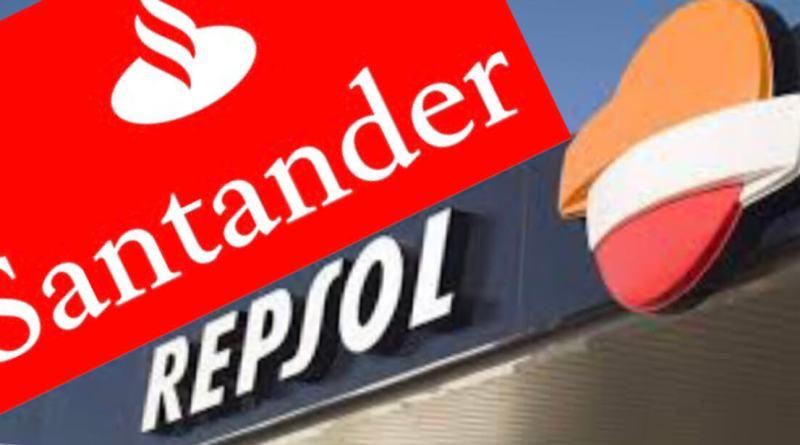 Banco Santander ha adquirido más de 54 millones de acciones de Repsol