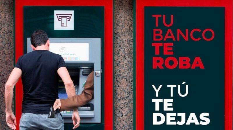 Comisiones de hasta 240 euros al año cobran los bancos