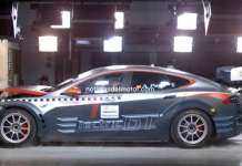 Crash Test de la FIA para Tesla