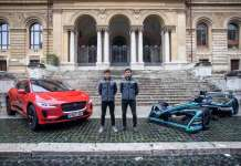 Jaguar I-PACE and Jaguar I-TYPE 2