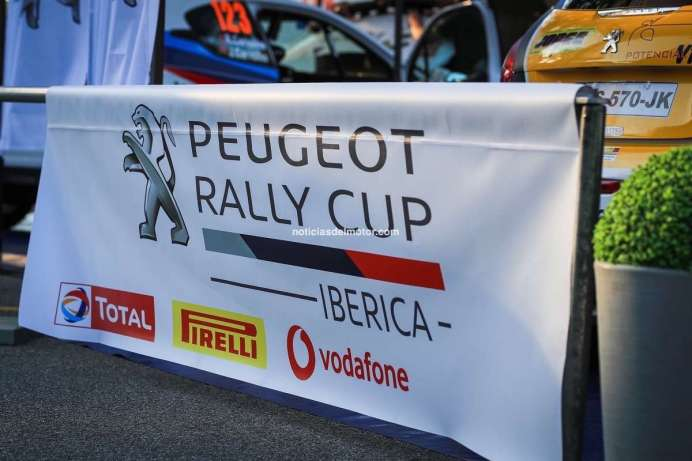 Peugeot Rally Cup Ibérica 2019