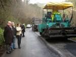 Las obras entre el Puente de San Martín y Somiedo estarán listas en primavera 3